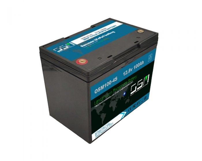 100ah 12v lithium battery
