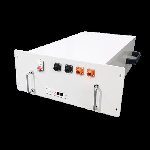 4U 48v 150Ah UPS battery rack
