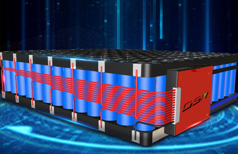 Lithium battery BMS