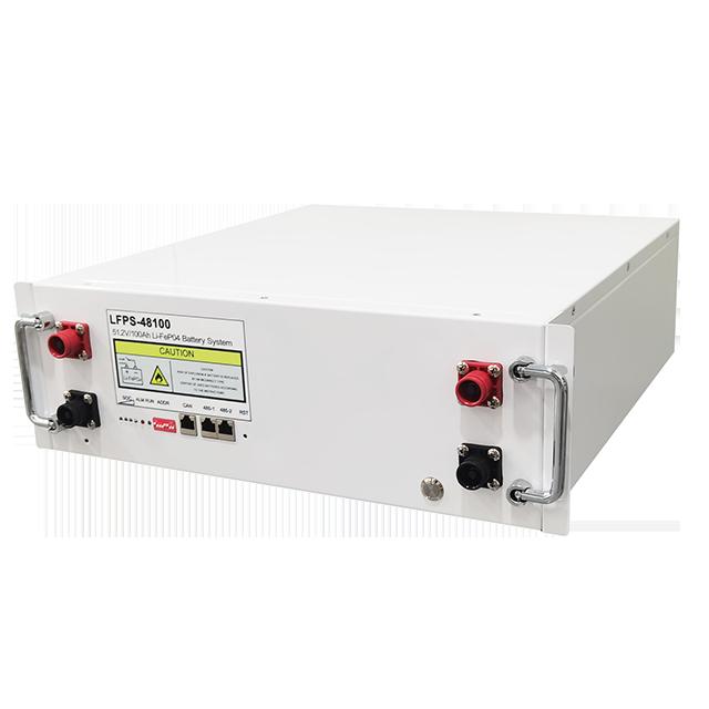 12.8v 100Ah ESS battery rack