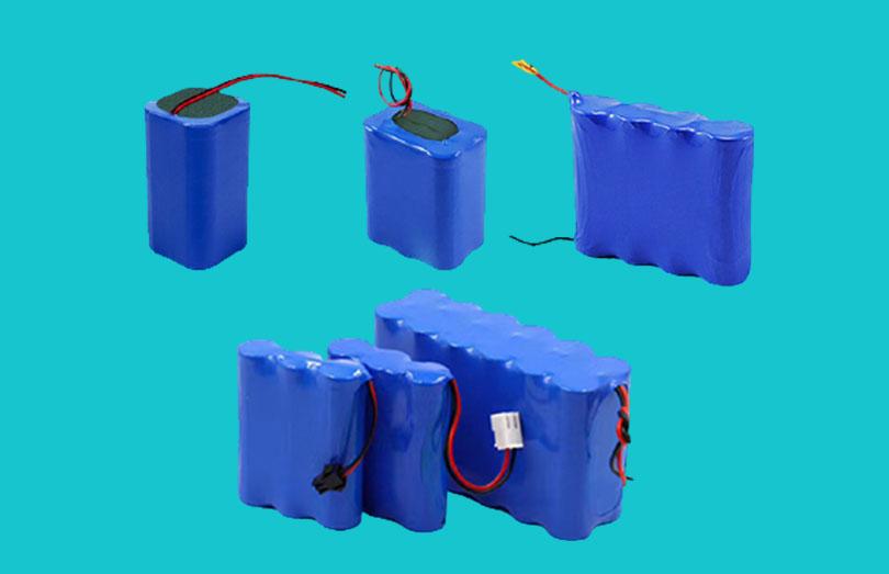 custom li-ion pack