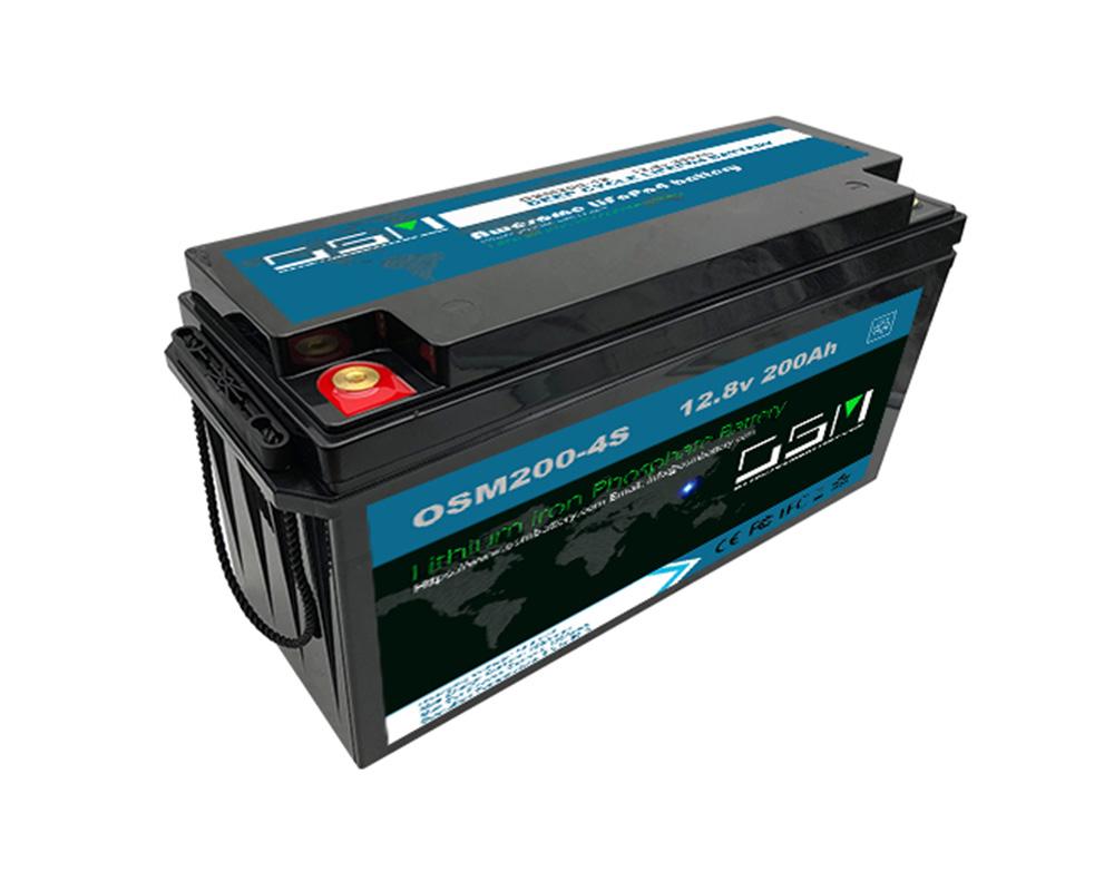 12v 200Ah battery packs