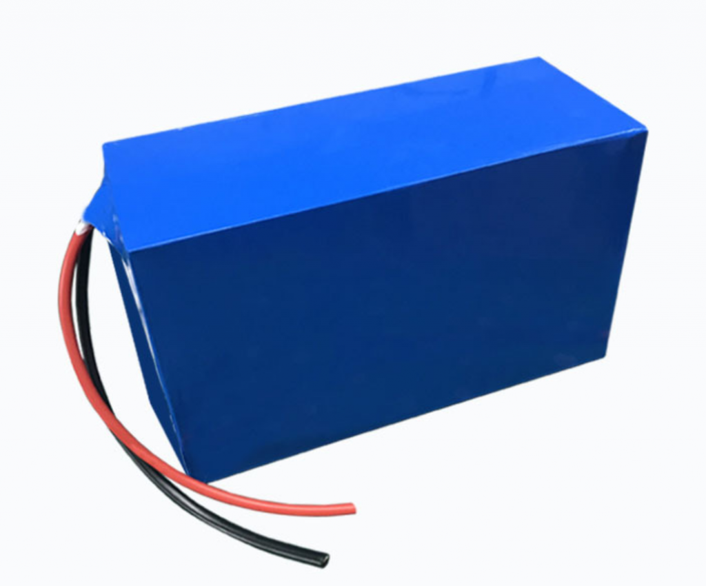 Custom 24 volt battery pack 50 amp hours