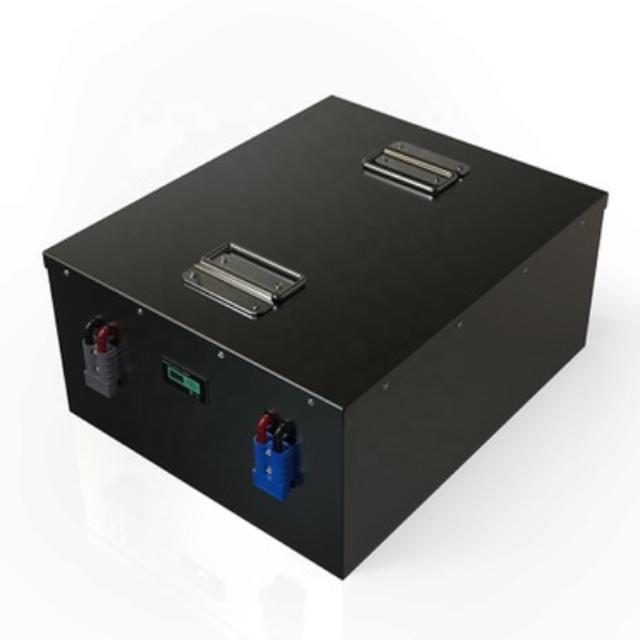24 volt lithium marine battery