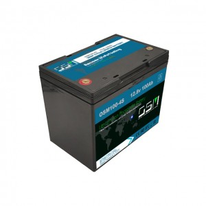 12v 100ah LFP battery bank