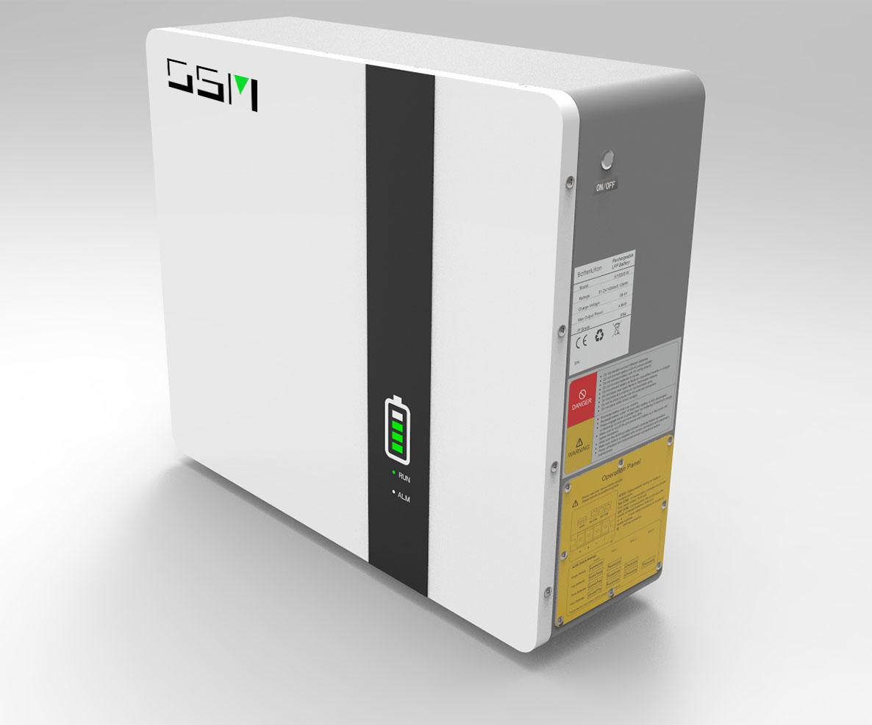 48v lithium iron phosphate battery side