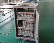 High voltage battery system