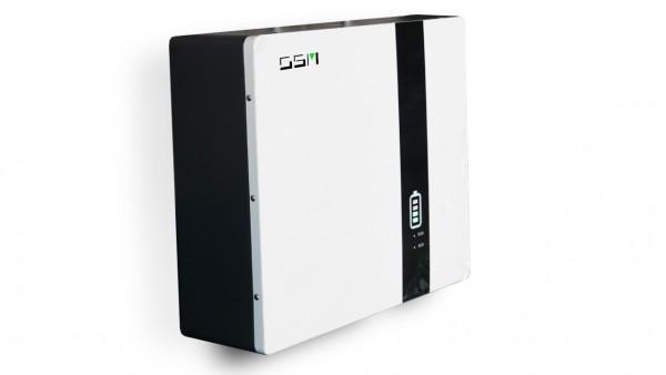 wall mounted battery storage