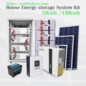 10kwh energy storage system kit
