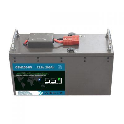 lithium iron phosphate rv battery