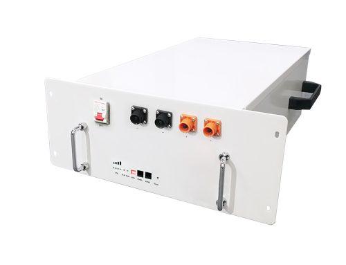 48v 150Ah LiFepo4 battery 7.2kwh lithium ion rack modular