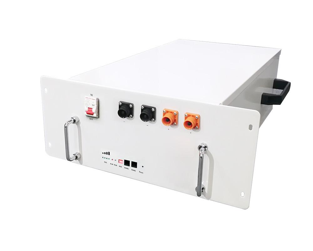 48v 150ah 4U battery storage