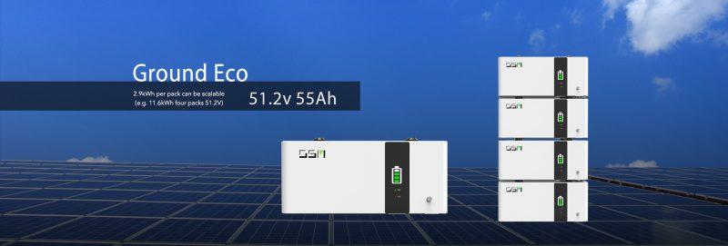 ground eco 48v 5kwh battery