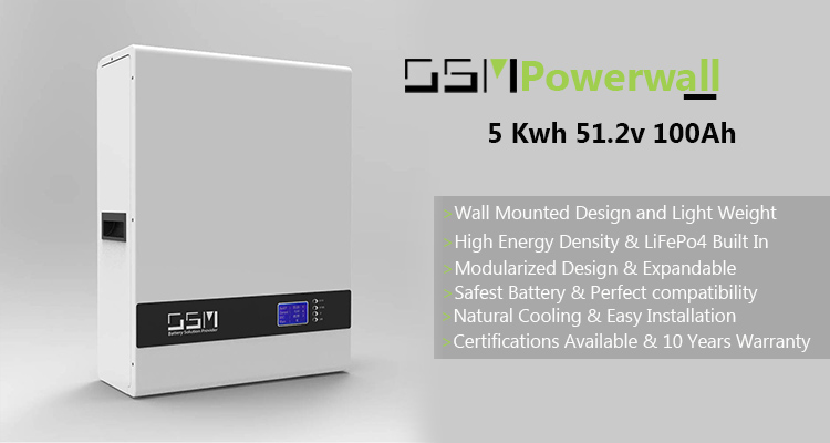 home solar energy storage battery