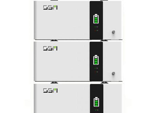 Ground ECO 48v 150ah lithium battery