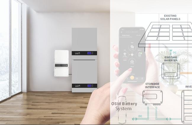 48v home solar energy storage