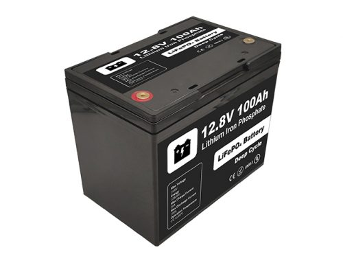 Deep Cycle Battery 12v Lithium Battery 100ah pack