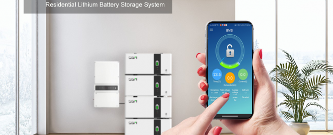 Ground eco solar storage battery