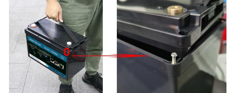 OSM lifepo4 battery detail