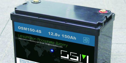 12 volt 150ah battery