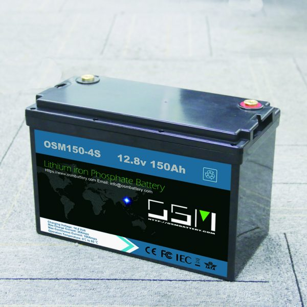 OSM lead acid replace battery