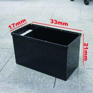12v 150ah battery demension