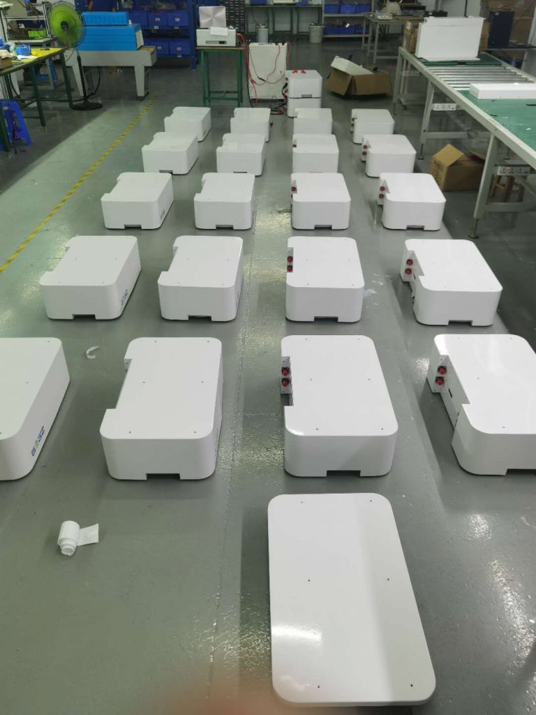 7.5kwh battery factory picture