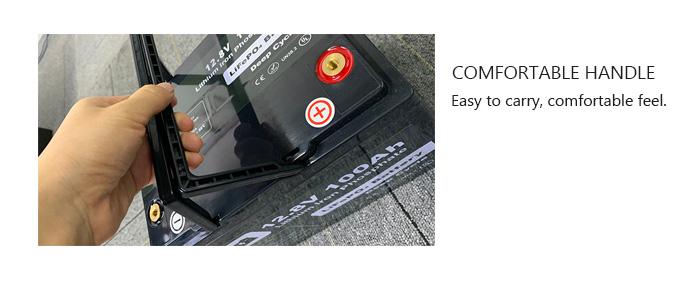 Easy carry design