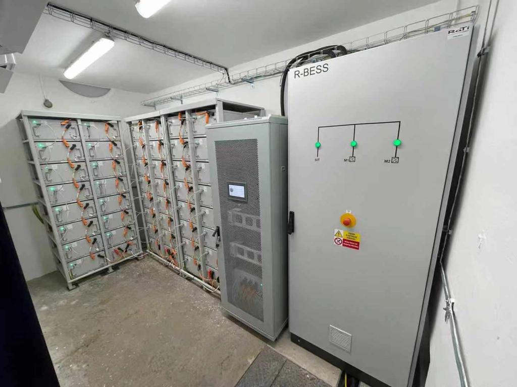 High voltage solution 2